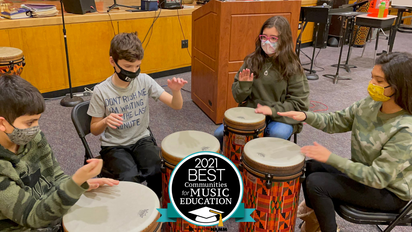 Islip again named one of Best Communities for Music Education
